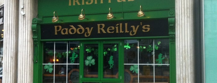 Paddy Reilly's is one of Tempat yang Disukai Hemera.