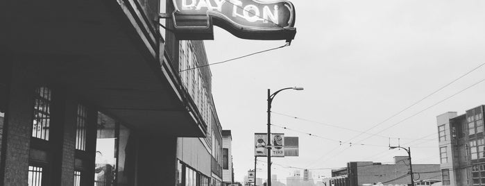 Dayton Boots is one of Vancouver Neon.