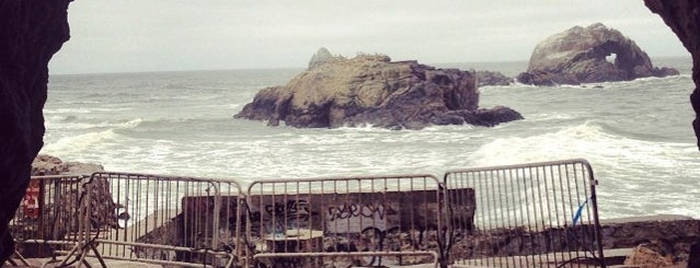 Sutro Baths is one of San Francisco.