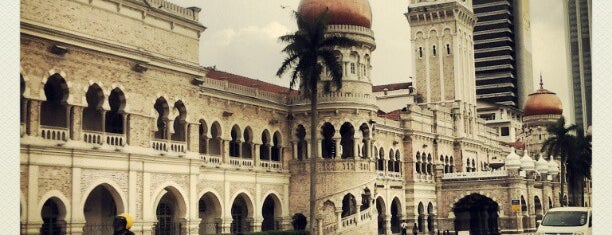 Independence Square (Dataran Merdeka) is one of Attraction Places to Visit.