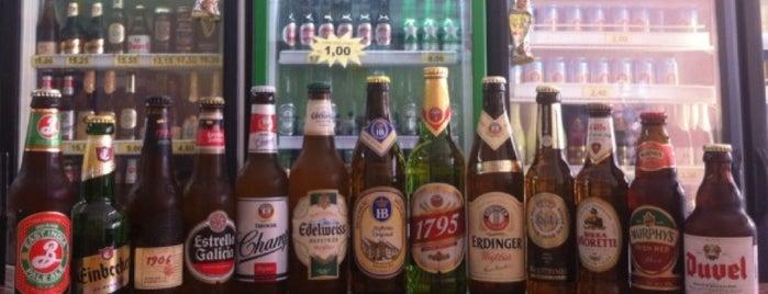 Mercadinho Lobão - Cervejas Especiais is one of Tempat yang Disukai Rafael.