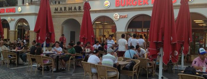 Burger King is one of Posti che sono piaciuti a Elif.