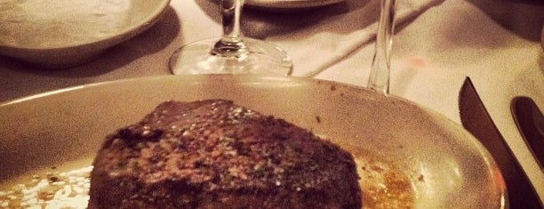 Ruth's Chris Steak House is one of DC must visit.
