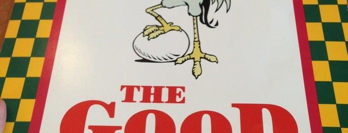 The Good Egg is one of Locais curtidos por Nadine.