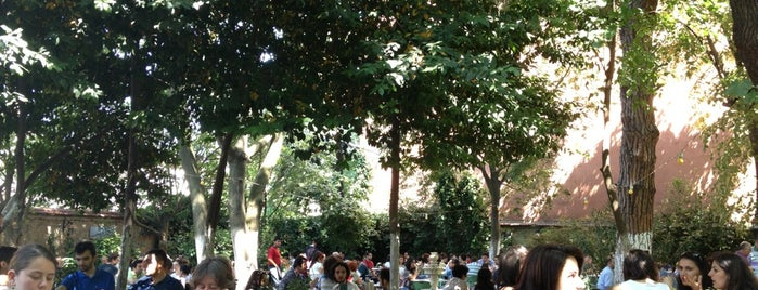 Nazım Hikmet Kültür Merkezi is one of สถานที่ที่ Pelin ถูกใจ.