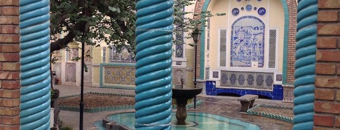 Moghadam Museum l موزه خانه مقدم is one of Posti che sono piaciuti a Reza.