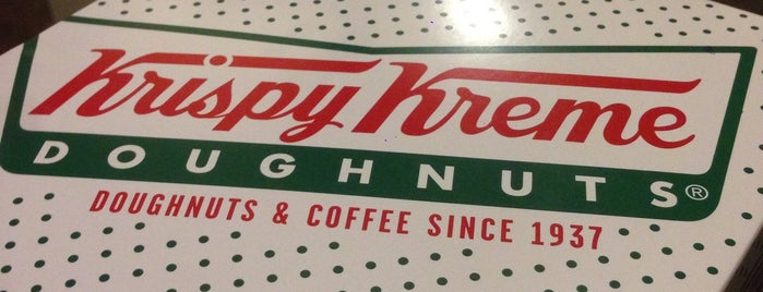 Krispy Kreme is one of Posti che sono piaciuti a Reza.
