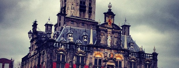 Markt is one of Holland.