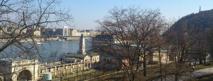 Várkert Bazár is one of Budapest.