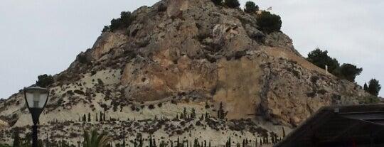 Castillo de Castalla is one of Spain + Islands.