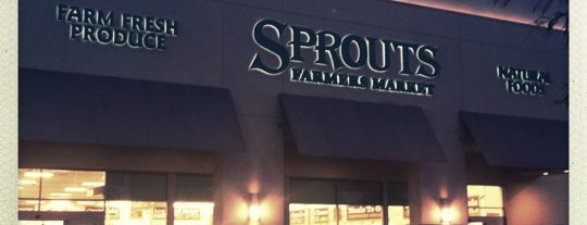 Sprouts Farmers Market is one of Eat Well.