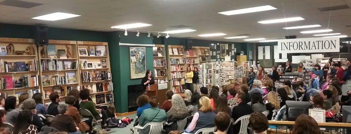 Quail Ridge Books & Music is one of RDU Baton - Raleigh Favorites.