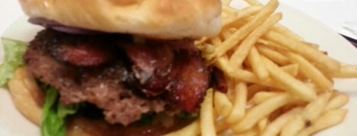 Steak 'n Shake is one of best burger joints.