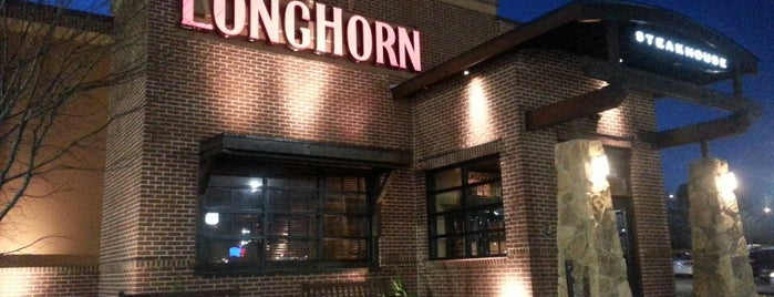 LongHorn Steakhouse is one of Restaurants.