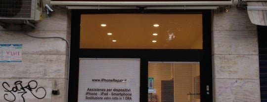 IPHONEREPAIR REPARTO TECNICO is one of Lieux qui ont plu à Luca.