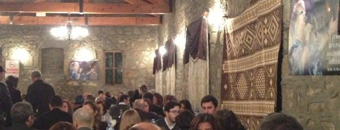 Değirmen Restaurant is one of Orte, die Mahide gefallen.