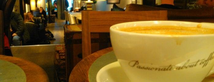 Espresso House is one of Tempat yang Disukai Irina.