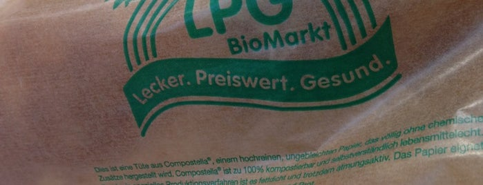 LPG BioMarkt is one of Berlin (Shopping).