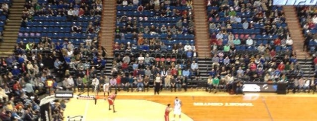 Target Center is one of Sporting Venues....
