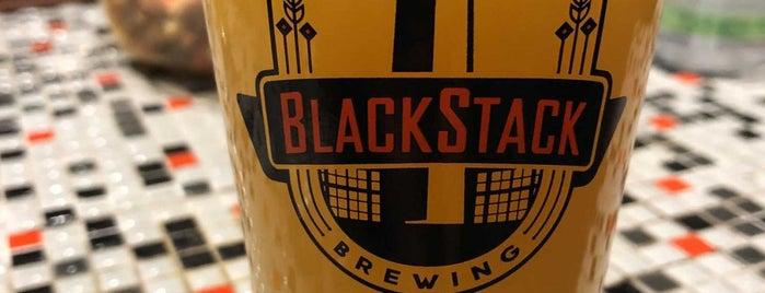 BlackStack Brewing is one of Posti salvati di Rachel.
