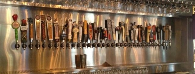 New Bohemia Wurst + BierHaus is one of Bars and Restaurants to Check Out.