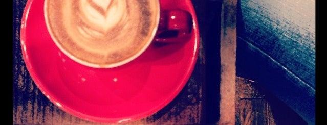 Giyanti Coffee Roastery is one of Jakarta, Indonesia.