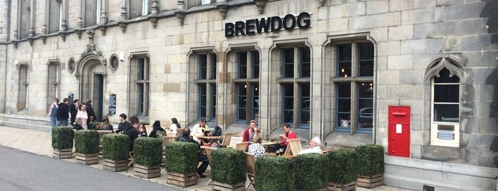 BrewDog Dundee is one of Dundee.