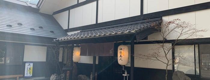 清流のそば処 祖谷美人 is one of Japan.