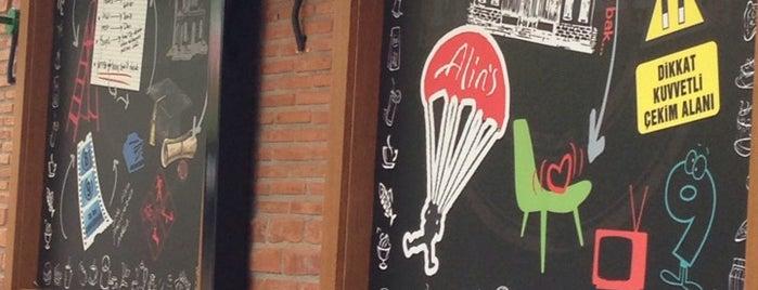 Alin's is one of Lugares favoritos de Umut Ayberk.