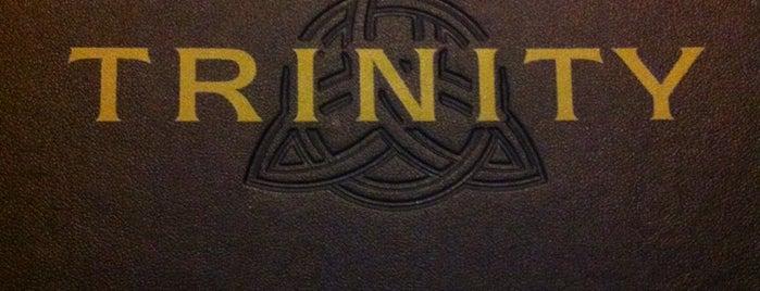 Trinity Irish Pub & Restaurant is one of FAB Concepts Pub Chain.