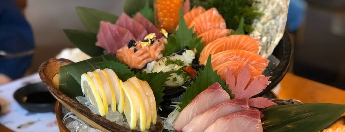 Maguro Sushi is one of Wongnai User's Choice 2019 - 2.