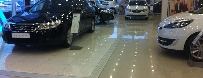 ASF Renault & Dacia is one of Tempat yang Disukai Hakan.