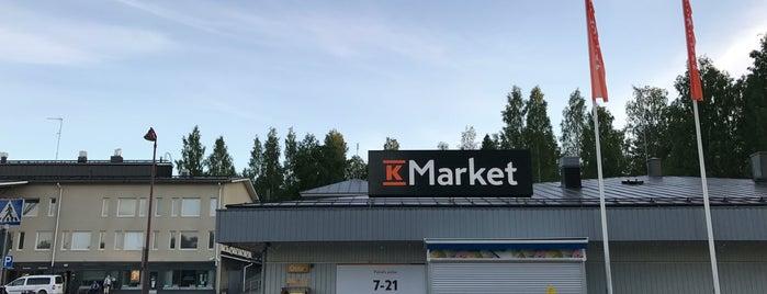 K-Market Wiljami is one of 🌹ГУЛЬНАРА'ın Beğendiği Mekanlar.