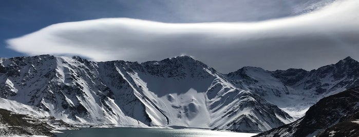 Embalse El Yeso is one of Chile.