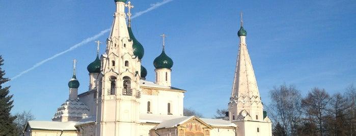 Советская площадь is one of Ярославль.