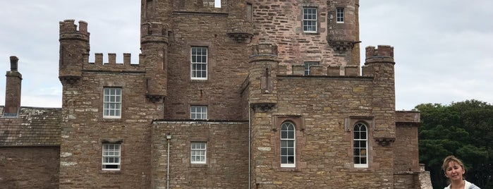 Castle Of Mey is one of Scotland.