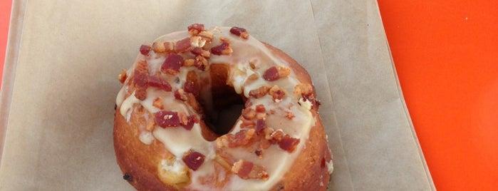 Dynamo Donut & Coffee Kiosk is one of SF / LA April 2014.