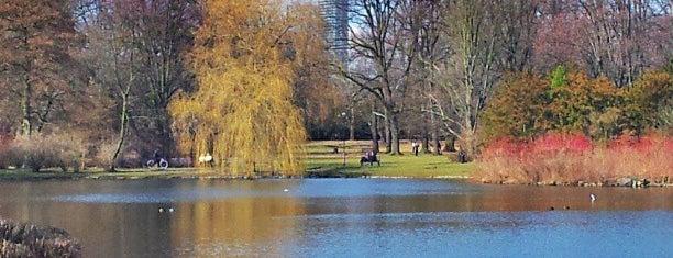 Park Południowy is one of Gespeicherte Orte von Thomas.