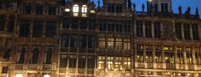 Grand Place / Grote Markt is one of Belgian Highlights!.