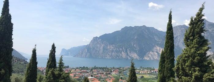 Punto Panoramico del Lago di Garda is one of Trips / Lago di Garda.