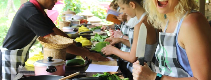 Balinese Farm Cooking School is one of vaneさんの保存済みスポット.