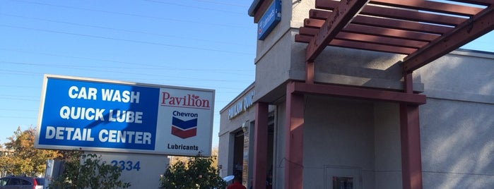 Pavilion Car Care is one of สถานที่ที่ Aaron ถูกใจ.