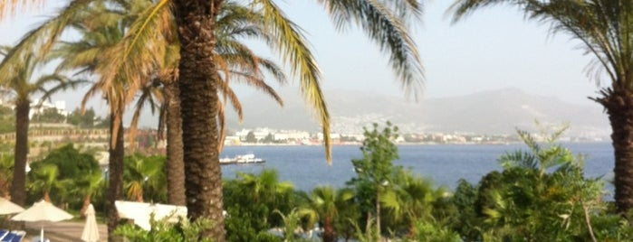 Yasmin Bodrum Resort is one of Lieux sauvegardés par TC Tufan N.