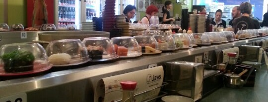 Jaws Kaiten Sushi is one of PERTH.
