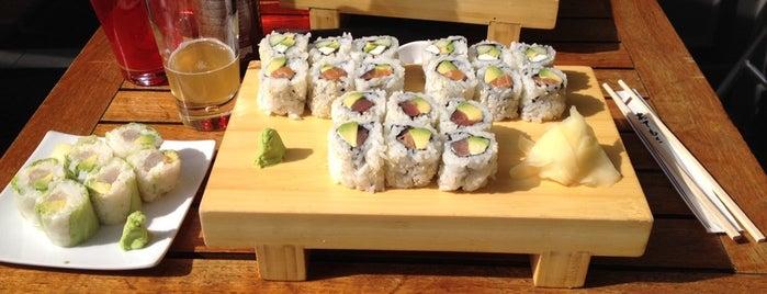 Allo Sushi is one of Lieux sauvegardés par Den.