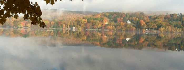Lake Waramaug is one of My state parks to visit.