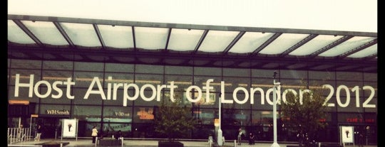 Aeropuerto de Londres-Heathrow (LHR) is one of Airports - Europe.