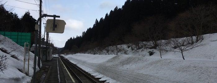 Sakaida Station is one of JR 미나미토호쿠지방역 (JR 南東北地方の駅).