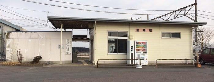 Izumizaki Station is one of JR 미나미토호쿠지방역 (JR 南東北地方の駅).