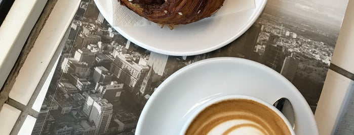 Prolog Coffee Bar is one of ø.